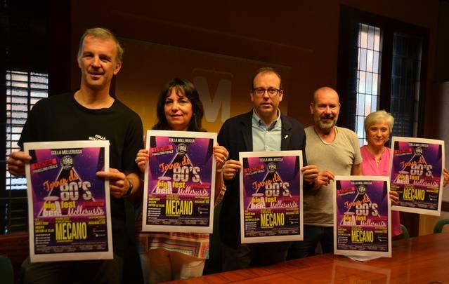 La Big-Ben Fest espera 3.500 persones el proper 6 d'octubre al Pavelló Firal
