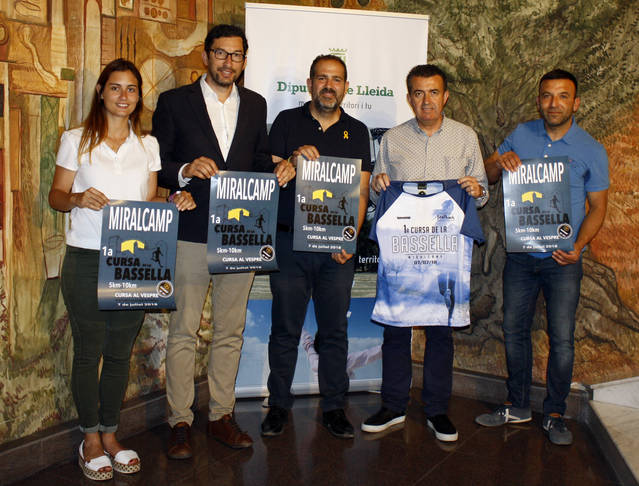 La Cursa de la Bassella de Miralcamp s'estrenarà el 7 de juliol al calendari atlètic