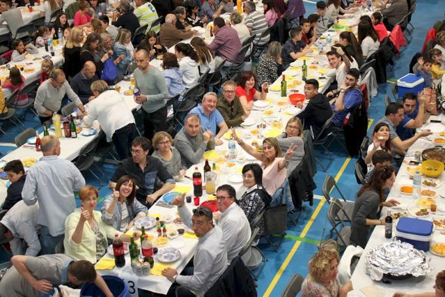 La Festa de les Cassoles de Golmés reuneix 800 persones
