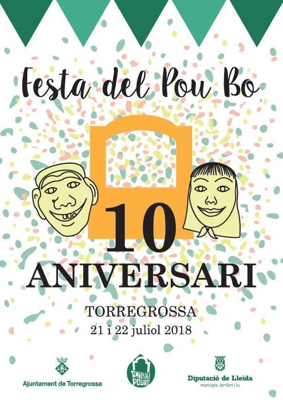 La Festa del Pou Bo celebra el seu desè aniversari