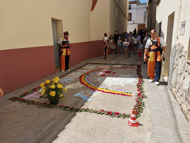La fira Confinart mostra el talent artístic de Vilanova de Bellpuig