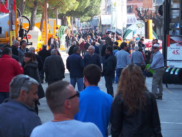 La Fira de Sant Josep, al 80% de participació a un mes de celebrar-se