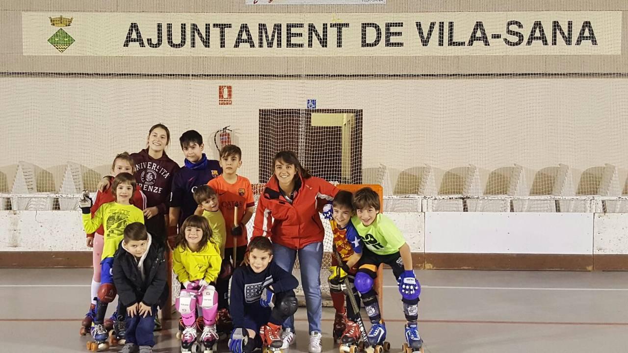 La jugadora argentina, Jimena Ortiz, nou fitxatge del Club d'Hoquei Vila-Sana