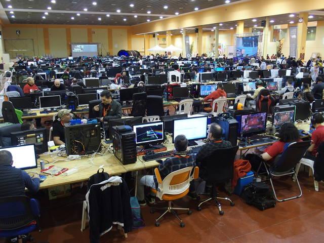 La Mollerussa Lan Party tanca amb èxit i es planteja convocar una competició de hackers l'any vinent