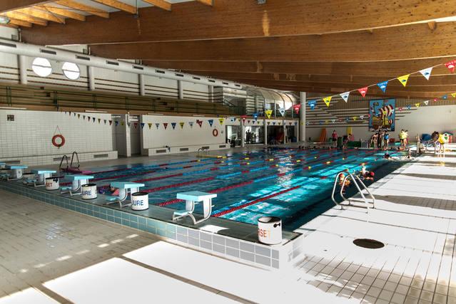 La piscina coberta de Mollerussa obrirà el dia 18 el bany lliure per als abonats