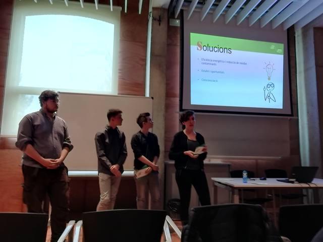 La Salle de Mollerussa rep el II Premi a la millor idea a la final d'Emprenedoria de la FP Catalana