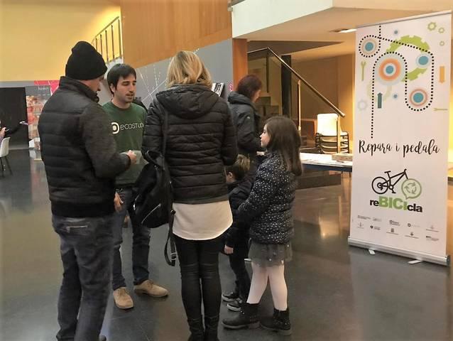 L'Ajuntament de Mollerussa participa en una campanya per reciclar bicicletes en desús i donar-los-hi una utilitat social