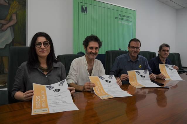 L'Ajuntament de Mollerussa ofereix un curs de microteatre