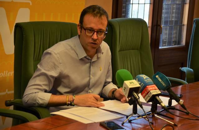 L'Ajuntament de Mollerussa segueix reduint la ràtio d'endeutament i la fixa en el 83% tot i finançar 2M€ del Pla de Barris