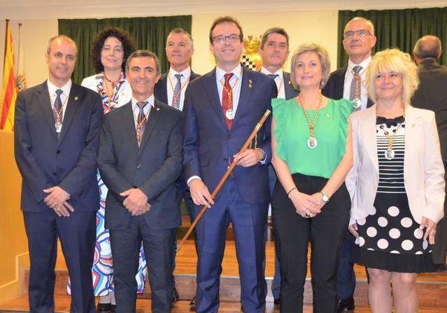 L'Ajuntament de Mollerussa s'organitzarà en 6 grans àrees amb regidories interrelacionades