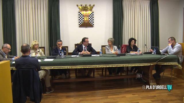 L'Ajuntament de Mollerussa vol canviar el paràmetre d'amortització del crèdit del Pla de Barris per pagar 1,1M€ a proveïdors