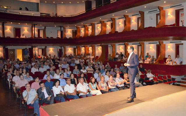 L'alcalde de Mollerussa parlarà sobre 'Mollerussa, avui' el 8 de setembre en la conferència anual al Teatre L'Amistat