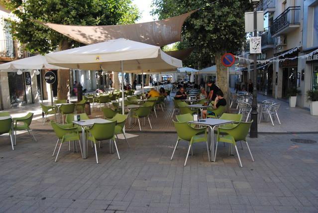 Les obres de la plaça Major de Mollerussa començaran a partir del proper dilluns 23 de juliol