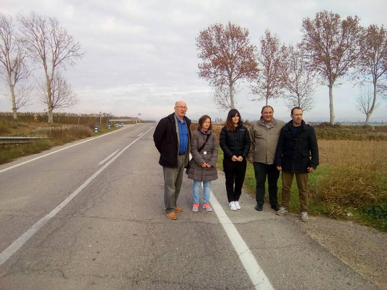 Les obres de millora de la carretera entre Linyola i Bellcaire d'Urgell començaran a finals de 2017