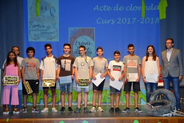 L'Espai Jove Intercultural de Mollerussa clou el curs en què han participat una cinquantena d'adolescents de la ciutat