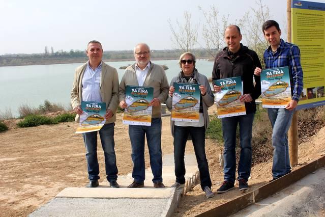L'estany d'Ivars i Vila-sana celebra el proper 2 d'abril el Dia de l'Estany amb una mostra gastronòmica amb pera de Lleida