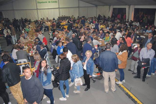 Llonganissada popular per començar la Festa Major a Mollerussa