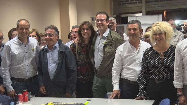 Marc Solsona revalida la majoria absoluta i ERC suma dos regidors més