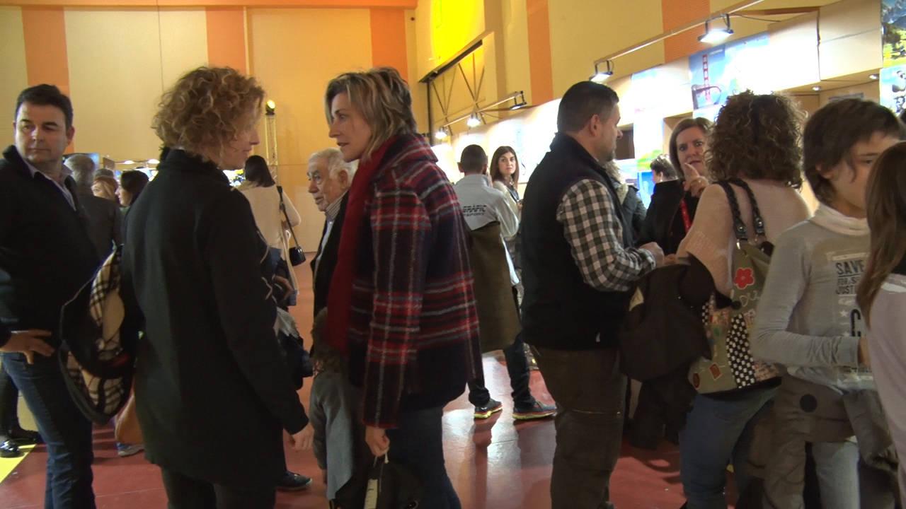 Més de 10.000 visitants han passat per la primera edició de la fira Mollerussa E-vents