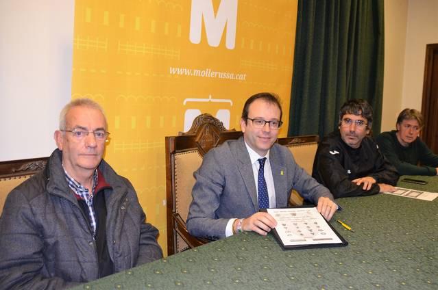 Mollerussa acull diumenge la Danone Nations Cup amb la participació de 16 equips de futbol aleví