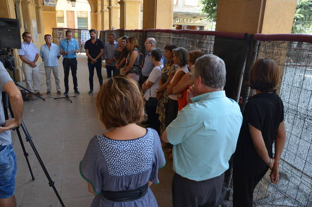 Mollerussa es suma als actes de commemoració del 17A