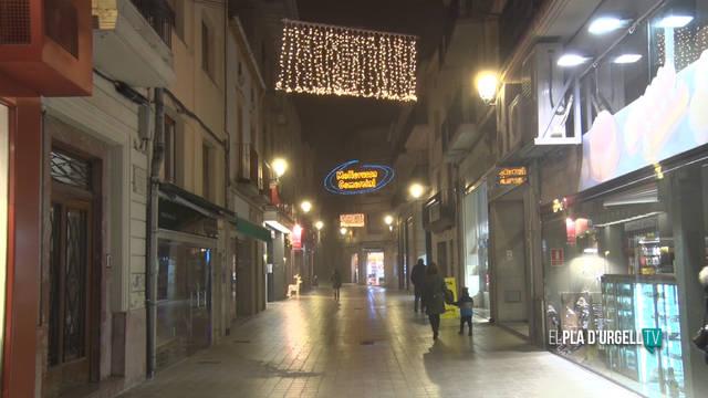 Mollerussa inicia la campanya de Nadal aquest dissabte