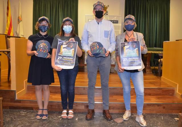 Mollerussa se solidaritza amb el càncer infantil amb la festa 'Posa't la Gorra'