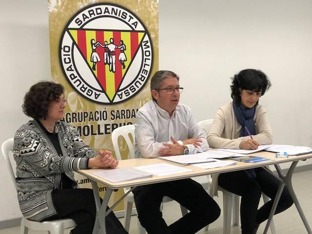 Mollerussa serà la seu d'un campionat individual de sardana revessa el diumenge 14 d'octubre