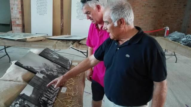Linyola exposa l'obra sobre l'Holocaust de Francesc Boix