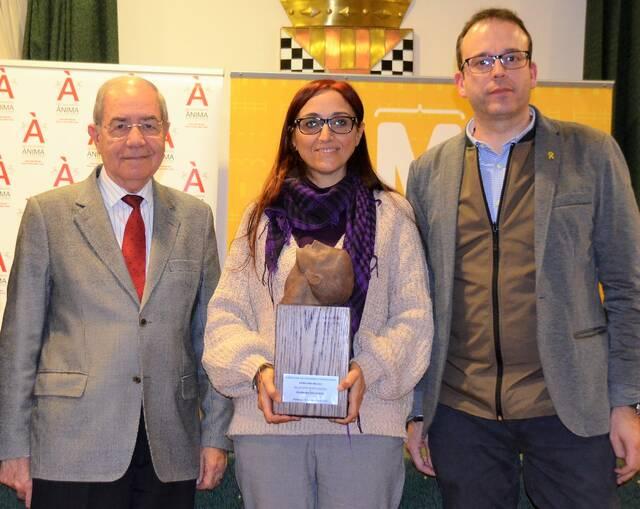 Mollerussa s'uneix a la campanya de suport a l'activista Helena Maleno