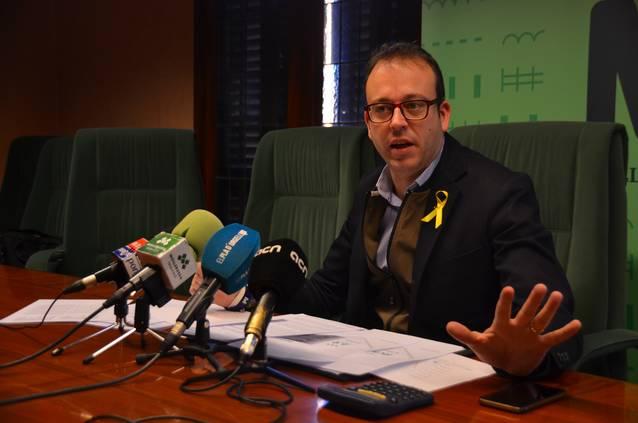 Mollerussa tindrà un pressupost de 15,8 M€, el més elevat de la seva història, amb quasi 3 milions en inversió