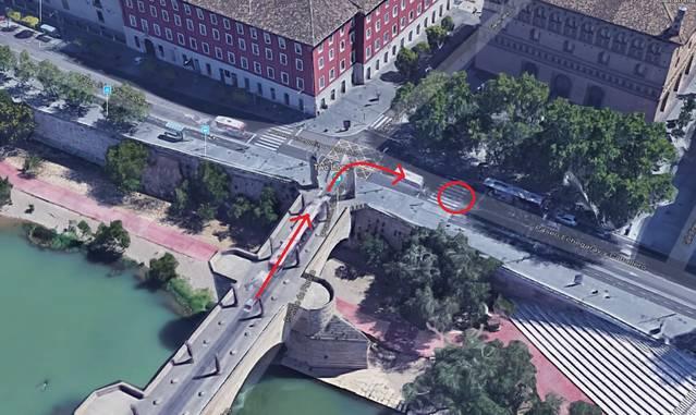 Mor una veïna de Mollerussa al ser atropellada per un autobús a Saragossa