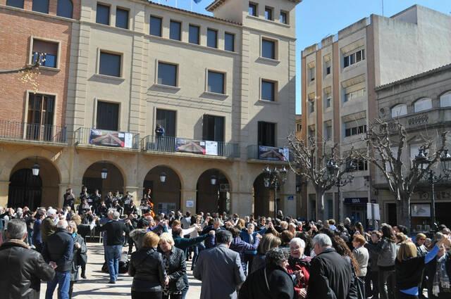 Premi Capital de la Sardana per l'Agrupació Sardanista de Mollerussa