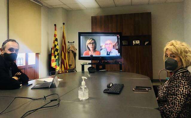 Primeres reunions per preparar el Fòrum d'Ecoturisme de Catalunya al Pla