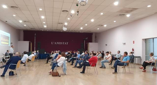 (Re)ActivemMollerussa reuneix 30 empresaris i tècnics sobre economia