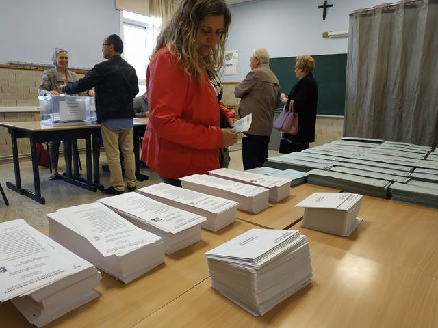 Resultats Eleccions Municipals 26-M al Pla d'Urgell