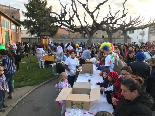 Segon cap de setmana de Carnavals a la comarca