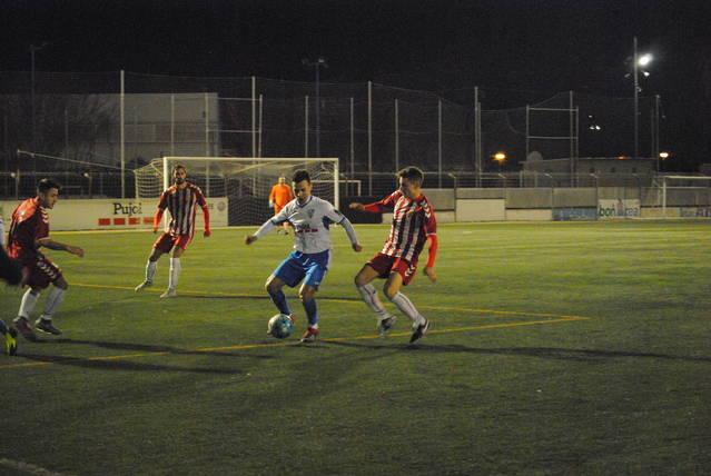 Segona derrota pel CFJ Mollerussa