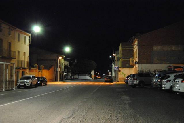 Sidamon renova fanals per estalviar un 80 per cent en llum