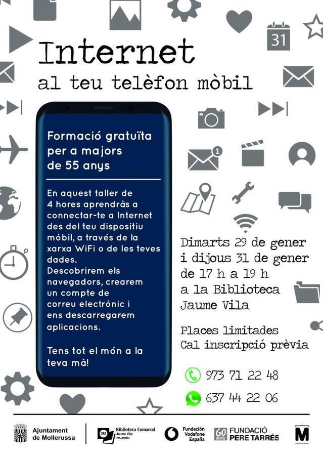 Smartphones per a totes les edats