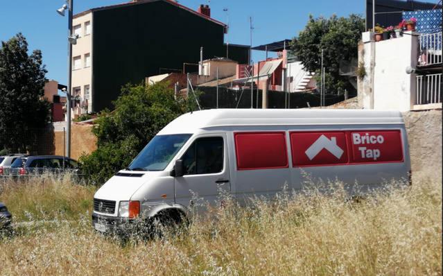 Trobada la furgoneta robada de l'ACUDAM al Vendrell