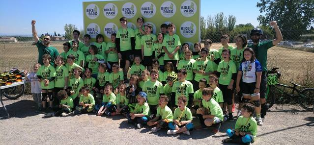 Un centenar de participants al 2n Torneig Interescolar de ciclisme del Pla d'Urgell