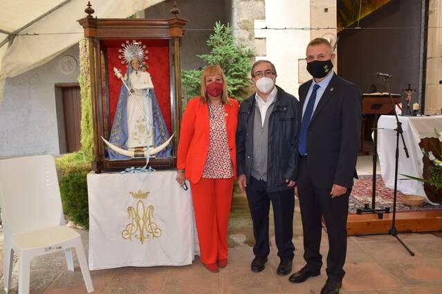 Vila-sana torna a celebrar presencialment la commemoració de la Mare de Déu de la Cabeza