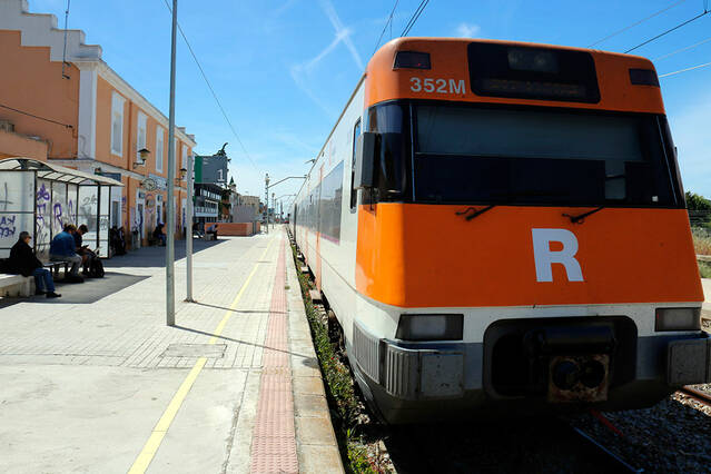 Adif licita les obres per millorar les instal·lacions de telecomunicacions i energia en el tram Lleida-Manresa
