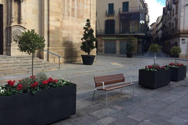 Adjudicades les obres de reforma de la plaça Major de Tàrrega, que començaran a partir del 15 d'octubre