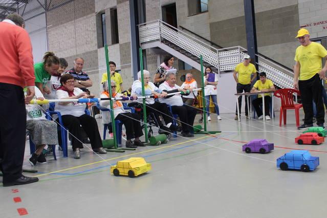 Agramunt celebra amb èxit els III JJOO de la Gent Gran de l'Urgell