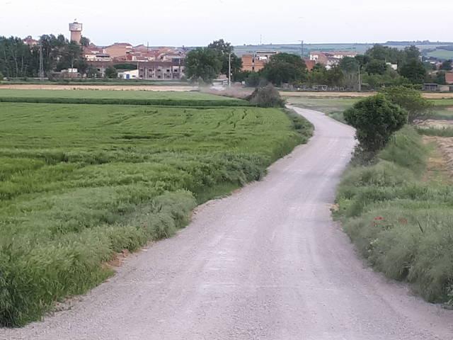 Agramunt destina 20.000€  a arranjar camins municipals