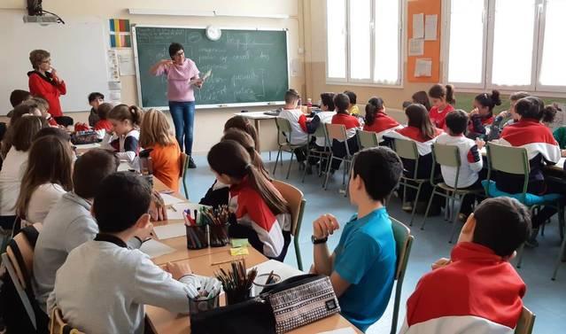 Agramunt organitza tallers d'escriptura als centres escolars