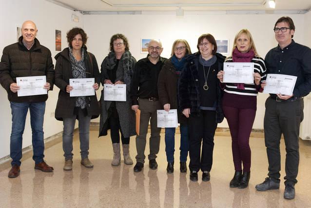Alumnes del curs de fotografia impartit per Jaume Solé protagonitzen una exposició