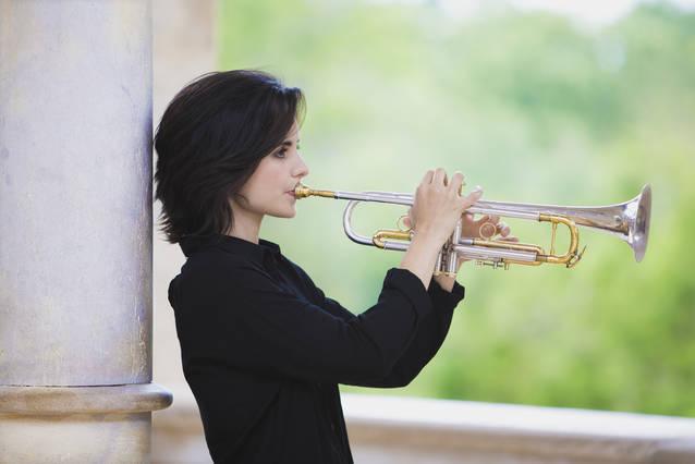 Andrea Motis, revelació del jazz català, portarà demà a Tàrrega els temes del seu primer àlbum
